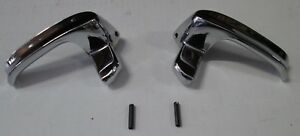 1965 66 Mustang Vent Window Handles New Ford Parts Pair C30z 6222916 7 A
