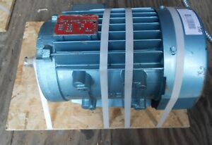 Ls Leroy Somer Powerbloc Electric Motor 2 Hp 3 Phase 1134 Rpm 20gs7d