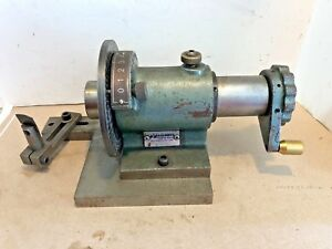 Ralmike s 5c Collet Indexing Fixture W Base And Tooth Rest Machinist Free Ship