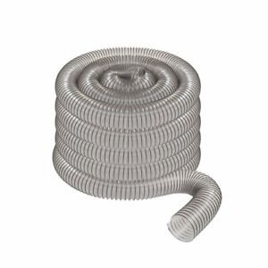 2 1 2 X 50 Clear Pvc Dust Collection Hose By Peachtree Woodworking Pw369