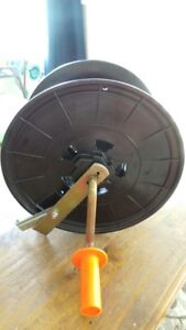 Gallagher Electric Fence Reel Kite Twine Wire Rope Fishing Farm Tool