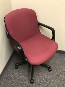 Comforto Conference Chairs 4 Total