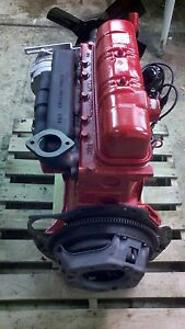 Ford Tractor 600 800 900 144 Diesel Motor Engine Restored 2000 4000 801 821