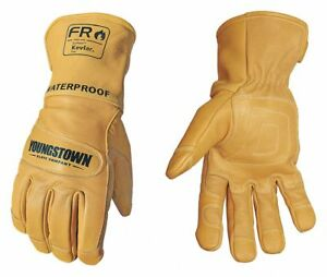 Youngstown Glove Co Winter Waterproof Gloves L Tan 11 3285 60 l