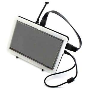 7 Capacitive Lcd Touch Screen W Hdmi Interface Case