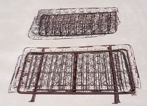 1935 1936 1937 Ford Pickup Used Seat Springs Price Reduced