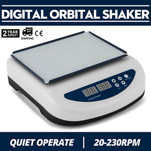 Lab Oscillator Orbital Rotator Shaker Platform Variable Speed Mixer Blender
