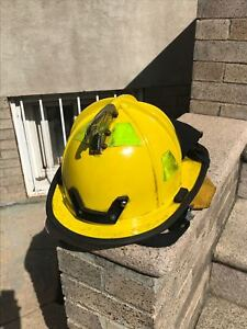 Morning Pride Firefighter Fire Helmet Yellow Dom 2014