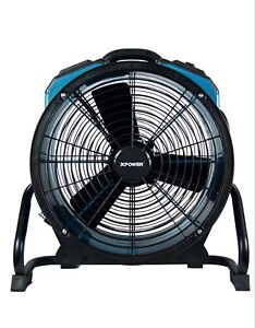 Xpower X 47atr X 41atr 1 3 Hp 3600 cfm Variable Speed Axial Fan Air Mover