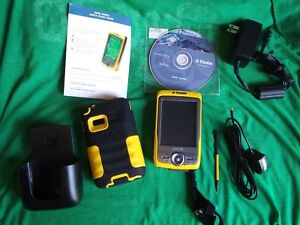 Trimble Juno Sb Outdoor Handheld Gps Gis Map Data Collector Otter Box Antenna