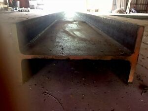 Used Steel I Beam