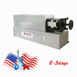 Automatic Flexible Dental Partial Denture Injection System Machine Us Clinic Use