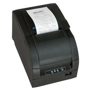 Snbc Btp m300d Serial Usb Impact Pos Bar Kitchen Receipt Printer Manual Cut