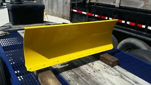 John Deere Tractor 54 Hydraulic Power Angle Plow Blade For 755 855 955