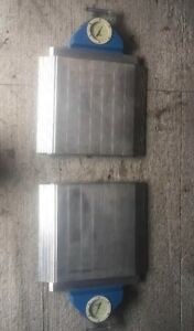 2 West Weigh Portable Truck Axle Scale s 10 000 Pounds Per Scale work Great