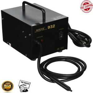 Aoyue 932 Vacuum Pickup Station Self Contained Desoldering Tool Kit 110v