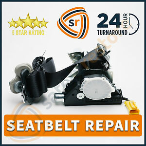 Chevrolet Cavalier Seat Belt Repair Tensioner Repair Rebuild Recharge Oem Fix
