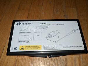 Keysight N2836a Infiniimax Iii 26 Ghz Solder in Head n2836a