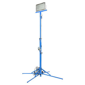 Larson Electronics Wal c 20f 400ltl led 515 25ws 20 Portable Led Light Tower