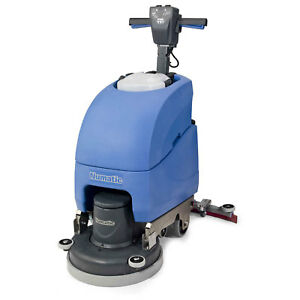 Nacecare Electric Automatic Scrubber Tt 1120 Lot Of 1