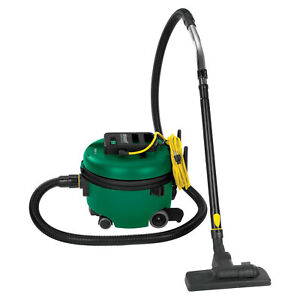 Bissell 174 Biggreen Commercial Canister Vacuum Lot Of 1