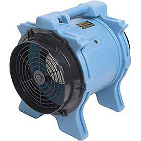 Dri Eaz 174 F174 Vortex Axial Airmover 1 Hp 2041 Cfm Lot Of 1