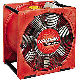 Euramco Safety Eg8000x 16 Smoke Removal Fan With Explosion Proof Motor 1 1 2 Hp