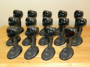Motorola Symbol Ncr Ds9808 Barcode Scanner Lot Of 14 Tested Working