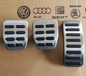 Skoda Octavia 1u Fabia 6y Roomster Pedals Pedal Caps For Manual Cars