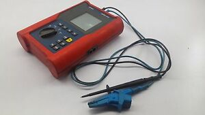 Amprobe Insulation And Continuity Tester Isotest 2010
