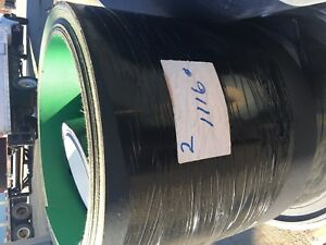 Pallet Full Of New Surplus Conveyor Belts Diff Sizes Price Is Per Pallet 2