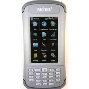 Sokkia Archer 2 Data Collector Wifi Bluetooth Survey Total Station no Software