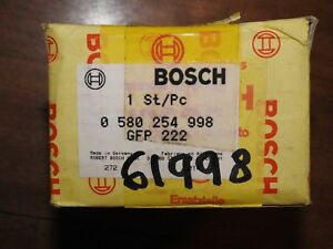 0580254998 Bosch Fuel Injection Pump New