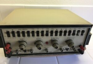 1 Heathkit T v Post marker sweep Generator Ig 57a Used Untested