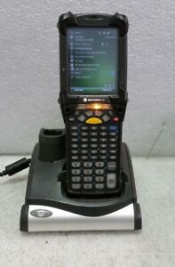 Symbol Motorola Mc9090 g Barcode Scanner For Parts Or Repair