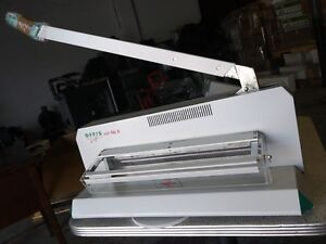 New Mbm Triumph Offis Life Hsm Model 46r 18 Inch Manual Paper Cutter