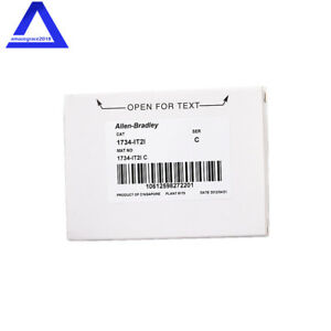 Factory Sealed Allen Bradley 1734 it2i Thermocouple Module Usps Shipping Us