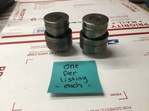 1 Greenlee 1 3 4 Diameter Radio Chassis Punch 5004256 5004257 6328