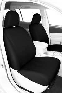 Caltrend Leather Front Custom Seat Cover For Ford 2005 2011 Mustang