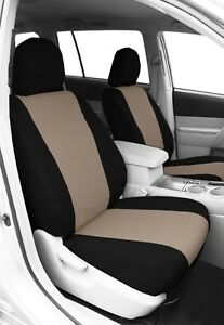 Caltrend Duraplus Front Custom Seat Cover For Jeep 1993 1998 Grand Cherokee