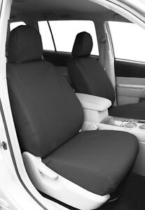 Caltrend Duraplus Front Custom Seat Cover For Nissan 2005 2010 Pathfinder