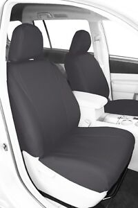 Caltrend Leather Front Custom Seat Cover For Toyota 1984 1988 Pickup