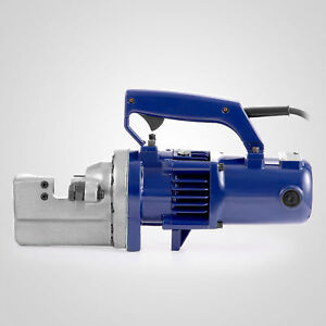 Rc 22mm 1350w 7 8 7 Electric Hydraulic Rebar Cutter Tools Steel Bar Dedicated