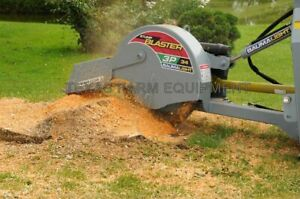 Stump Grinder 3 point Pto powered Baumalight 3p34 With 34 Wheel