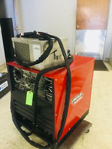 Lincoln 250 Ac dc Tig Welder Water Cooled