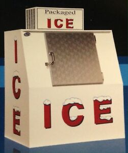 Leer Ice Merchandiser Ice Storage Box free Shipping