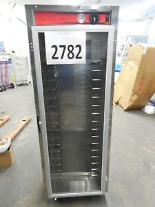 2782 New Vulcan Vhfa18 Series Holding Warming Cabinet Model Vhfa1
