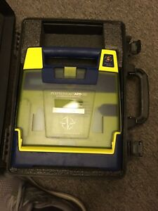 Powerheart G3 Aed W Hard Case New Pads And New Batt