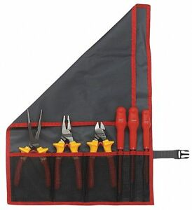 Facom 6 pc Insulated Tool Kit Fw 184 j5ve
