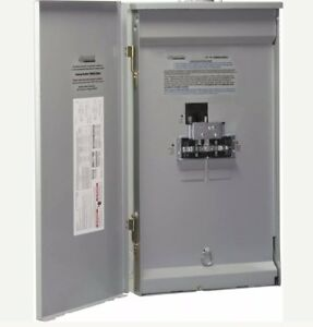 Reliance Controls Twb2006dr Outdoor Transfer Panel 150a Or 200a Main Circuit New